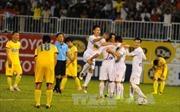 V.League 2017: FLC Thanh Hóa dẫn đầu Bảng xếp hạng