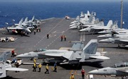 Tàu sân bay USS Carl Vinson áp sát Triều Tiên mạnh cỡ nào?