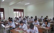 Quảng Ninh bố trí điểm thi THPT quốc gia tại các vùng xa và hải đảo