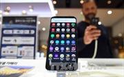Soán ngôi Apple, Samsung đứng đầu thị phần điện thoại thông minh