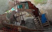 Hố tử thần 'nuốt' nhà ở trung tâm Thành phố Hồ Chí Minh