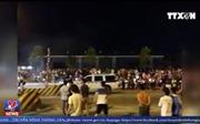 Một cảnh sát giao thông bị xe tải cán tử vong khi đang làm nhiệm vụ