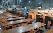 Thiếu nguyên liệu, doanh nghiệp chế biến gỗ 'lao đao'