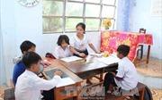 Học sinh Quảng Ngãi thoát cảnh 'quỳ học'