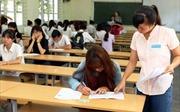 Kỳ thi THPT quốc gia 2017: Thí sinh không còn đăng ký tràn lan nguyện vọng
