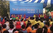 Ngày hội tôn vinh sách và văn hóa đọc