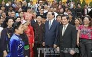 Chủ tịch nước: Giải quyết hài hòa giữa bảo tồn di sản văn hóa dân tộc với phát triển KT-XH