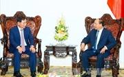 Thủ tướng Nguyễn Xuân Phúc tiếp TGĐ Công ty Hyundai Motor (Hàn Quốc)