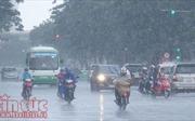 Thời tiết ngày 21/4: Không khí lạnh về, Hà Nội giảm nhiệt, mưa rào