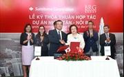 BRG và Sumitomo hợp tác dự án phát triển đô thị Nhật Tân – Nội Bài
