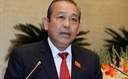 Phó Thủ tướng chỉ đạo xử lý tranh chấp đất đai tại Bắc Giang
