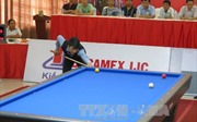 TP Hồ Chí Minh Nhất toàn đoàn tại Giải Billiards