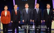 Một ứng cử viên Tổng thống Hàn Quốc xin rút khỏi cuộc đua