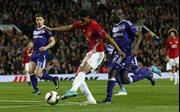 17 người thương vong khi xem MU đá với Anderlecht
