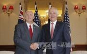 Giữa căng thẳng trên bán đảo Triều Tiên, Phó Tổng thống Mỹ Mike Pence thăm Australia