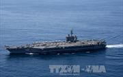 Nhóm tàu USS Carl Vinson tới Biển Nhật Bản trong vài ngày tới