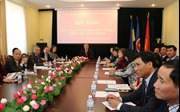 Nâng cao chất lượng dạy và học tiếng Việt tại Ukraine