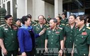 Chủ tịch Quốc hội gặp mặt cựu chiến binh Quân đoàn 2