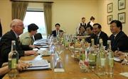 Ireland phối hợp triển khai các thỏa thuận hợp tác với Việt Nam