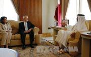 Mỹ củng cố quan hệ đồng minh với Qatar