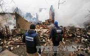 Lệnh ngừng bắn mới ở Đông Ukraine lại bị vi phạm