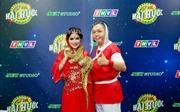 Cặp đôi hài hước: Tô Thiên Kiều bị 'đánh' bầm dập vòng thi lội ngược dòng