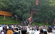 Thủ tướng phê duyệt quy hoạch bảo tồn Khu di tích Đền Hùng