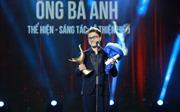 Giải thưởng âm nhạc Cống hiến: Khắc Hưng giành cú đúp, 'Ông bà anh' và Sing My Song nhận giải xứng đáng