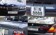 Sẽ trình Chính phủ phương án tối ưu nhất cho đấu giá biển số xe đẹp