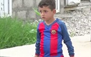 Bé trai 3 tuổi bị IS bắt cóc vì có tên Messi