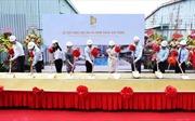 Cất nóc dự án khu dân cư M-One Nam Sài Gòn