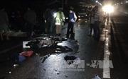 Bình Phước: Xe máy tông đuôi xe công nông, một người tử vong