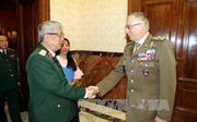 Đối thoại Chính sách Quốc phòng Việt Nam – Italy lần thứ hai