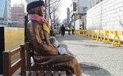 """Đại sứ Nhật Bản kêu gọi Hàn Quốc dỡ bỏ tượng """"phụ nữ mua vui"""""""