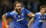 Đánh bại Monaco 2 - 0, Juventus mở toang cửa vào chung kết Champions League