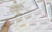 Kho bạc Nhà nước huy động thành công 1.590 tỷ đồng trái phiếu Chính phủ