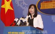 Kiên quyết phản đối Trung Quốc tự ban hành quy chế cấm đánh bắt cá ở Biển Đông