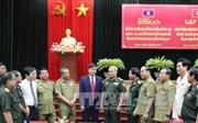 Lực lượng vũ trang Sơn La tăng cường hợp tác với các tỉnh bắc Lào