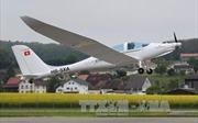 Máy bay năng lượng mặt trời bay thử tầm thấp