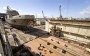 Nga củng cố sức mạnh Hải quân bằng tàu đổ bộ cỡ lớn