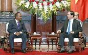 Việt Nam đẩy mạnh hợp tác nông nghiệp với Madagascar