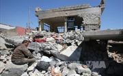 Báo động tình trạng nhân đạo tồi tệ tại Mosul, Iraq