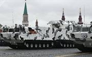 Ngày Chiến thắng tại Nga: Bất ngờ đơn vị lần đầu 'diện kiến' công chúng