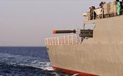 Ngư lôi siêu tốc Iran xé làn nước xuyên Eo biển Hormuz