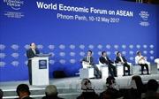 Hội nghị WEF ASEAN 2017 góp phần khẳng định vai trò của Việt Nam trong khu vực