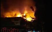 'Bà hỏa' viếng giữa đêm, tiệm sửa chữa xe máy bị thiêu rụi