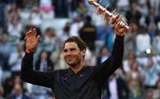 Vô địch Madrid Open 2017, Nadal san bằng kỷ lục của Djokovic