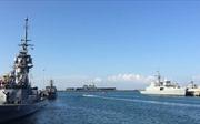 Singapore tổ chức duyệt binh trên biển lần đầu tiên