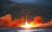 Triều Tiên công bố video phóng thử tên lửa có thể mang đầu đạn hạt nhân