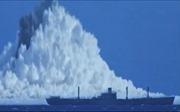 Liệu kích nổ vũ khí hạt nhân giữa biển có gây ra sóng thần?